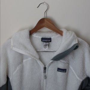 PATAGONIA fleece jacket, size M